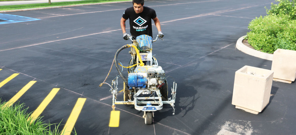 Professional Parking Lot Striping Protects Your Business