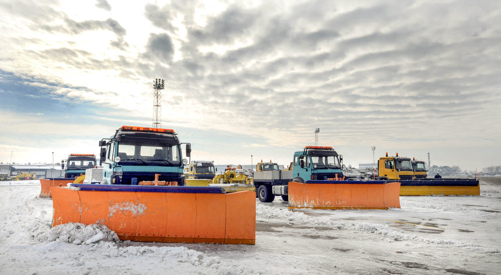 Effective Solutions for Commercial Snow Removal